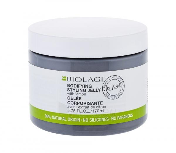Plaukų želė Matrix Biolage R.A.W. Bodifying Styling Light Fixation 170ml Paveikslėlis 1 iš 1 310820217696