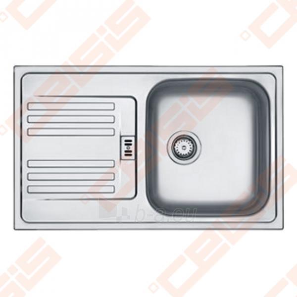 Plautuvė EFX614-78 be ventilio (112.0006.331) Paveikslėlis 1 iš 2 270712000105