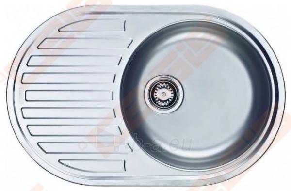 Plautuvė PMN611i be ventilio (112.0006.341) Paveikslėlis 1 iš 2 270712000136