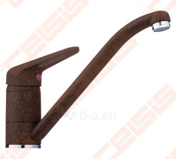 Plautuvės maišytuvas FRANKE BAT750, šokolado spalvos Paveikslėlis 1 iš 2 270723000517