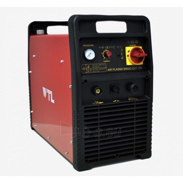 Plazminio pjovimo aparatas 100A, 400V WTL (Magic Cut 100) Paveikslėlis 1 iš 1 225271000302