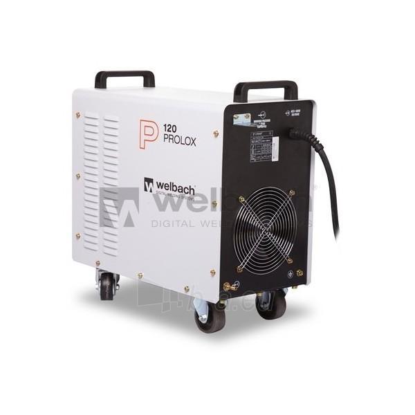 Plazmas griešanas mašīna Welbach PROLOX 120 Paveikslėlis 1 iš 5 225271000118