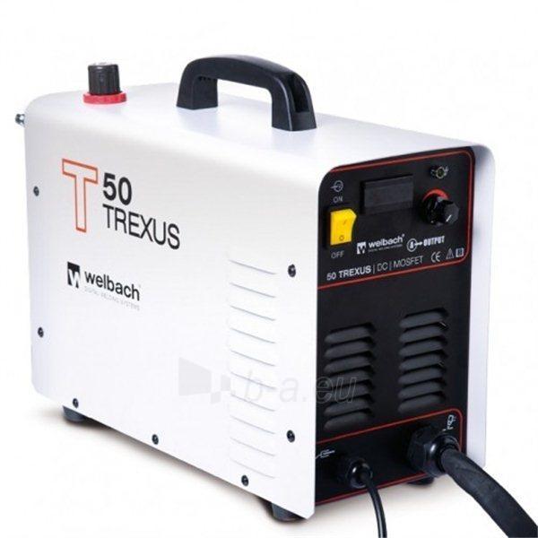 Plazmas griešanas mašīna Welbach TREXUS 50 Paveikslėlis 1 iš 1 225271000115