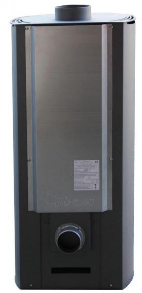 Plieninė krosnelė Thorma Andorra, juoda Paveikslėlis 4 iš 4 310820254764