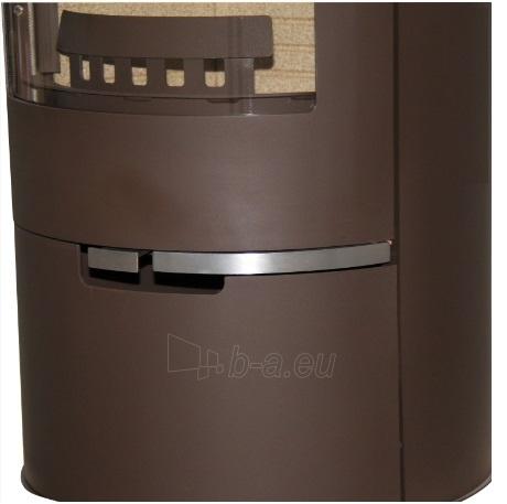 Plieninė krosnelė Thorma Andorra, ruda Paveikslėlis 4 iš 5 310820254774