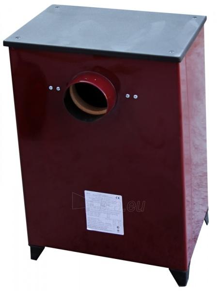 Plieninė krosnelė Thorma Filex-H b, bordo Paveikslėlis 3 iš 3 310820254750