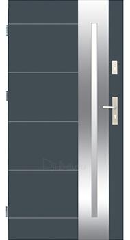 Steel Entry Door WIKED26 80 kairios RFstakta antracite sp. su TERMO stakta Paveikslėlis 1 iš 1 237930200124