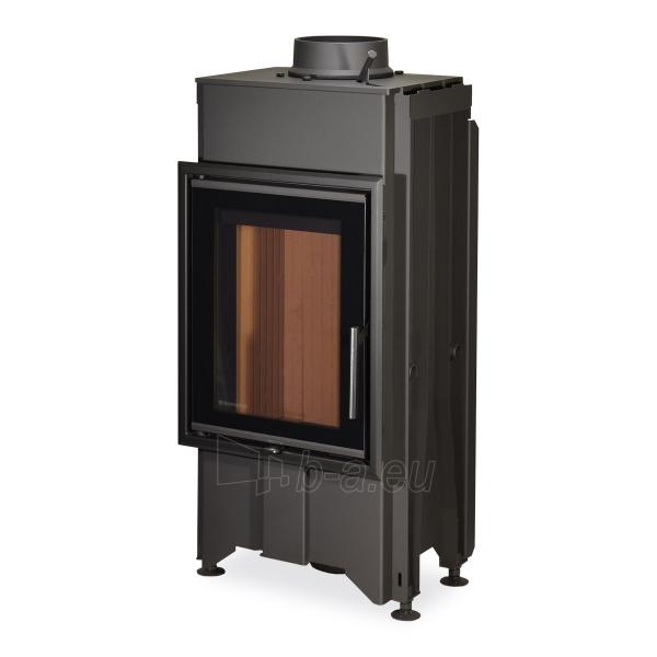 Plieninis židinio ugniakuras Romotop Dynamic D2L13 44.55.13 Paveikslėlis 2 iš 2 310820254467