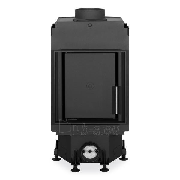 Plieninis židinio ugniakuras Romotop Dynamic DB2K01 35.46.01 su galinėmis durelėmis Paveikslėlis 4 iš 4 310820254468