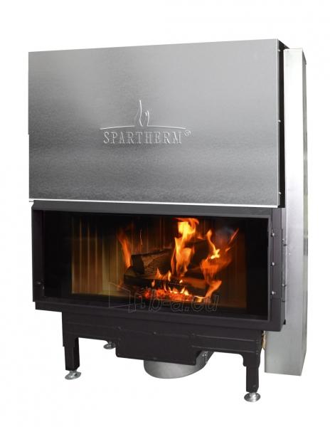 Plieninis židinys Spartherm Premium V-ASh S Paveikslėlis 1 iš 2 310820165826