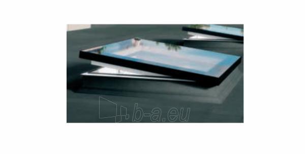 Plokščias langas DEF DU8 80x80 cm. Paveikslėlis 1 iš 3 310820022538