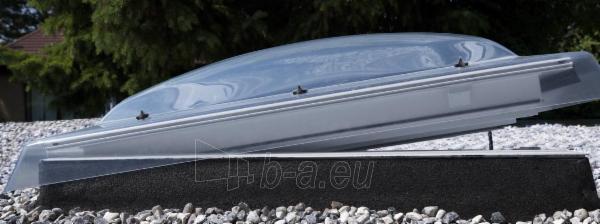 Plokščias langas VELUX 80x80 cm. rankinis valdymas Paveikslėlis 1 iš 2 310820024676