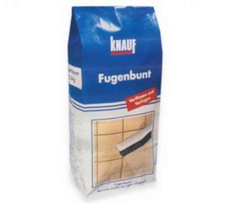 Plytelių siūlių užpildas Knauf Fugenbunt Bahamabeige 10 kg Paveikslėlis 1 iš 1 236790000402