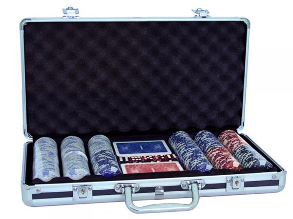 Pokerio rinkinys - Ace/King 300 Paveikslėlis 1 iš 7 251010000070
