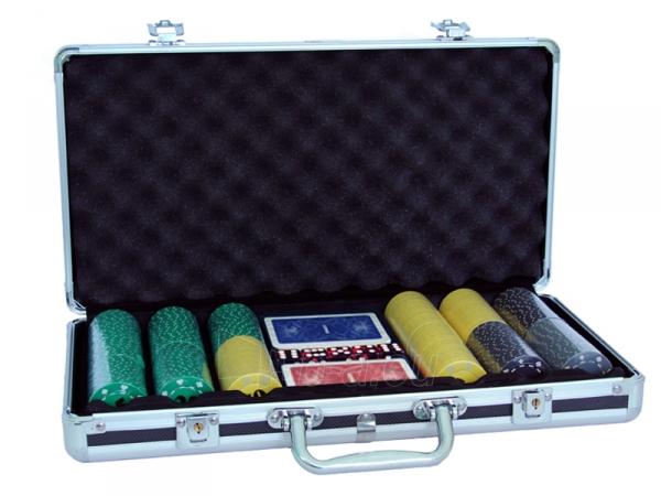 Pokerio rinkinys - Hot Stamped 300 Paveikslėlis 1 iš 7 251010000074