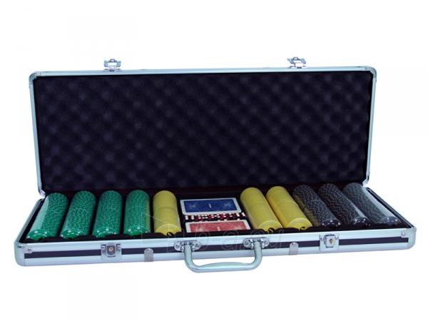Pokerio rinkinys - Hot Stamped 500 Paveikslėlis 1 iš 7 251010000075