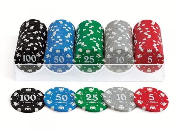 Pokerio rinkinys - Juego Poker 500 Paveikslėlis 3 iš 4 251010000081