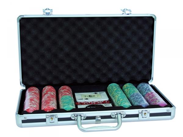 Pokerio rinkinys - Lucky Dragon 300 Paveikslėlis 1 iš 9 251010000082