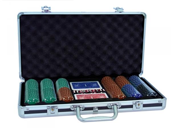 Pokerio rinkinys - Suited Design 300 Paveikslėlis 1 iš 7 251010000122