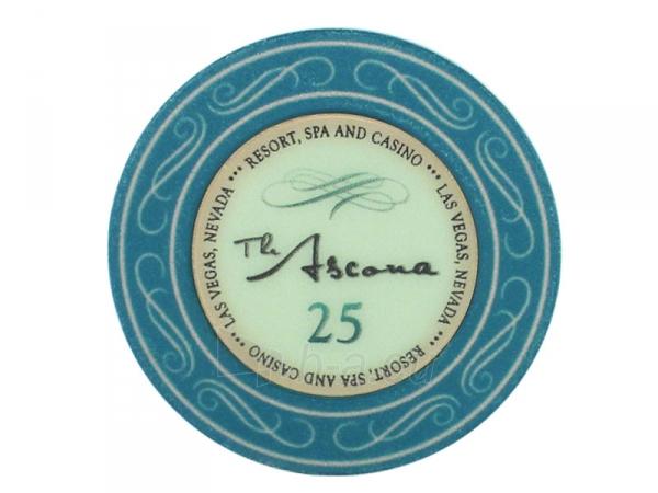 Pokerio rinkinys - The Ascona 300 Paveikslėlis 2 iš 9 251010000124