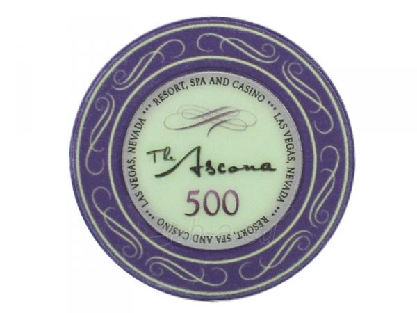 Pokerio rinkinys - The Ascona 300 Paveikslėlis 3 iš 9 251010000124
