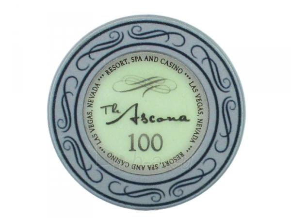 Pokerio rinkinys - The Ascona 300 Paveikslėlis 4 iš 9 251010000124
