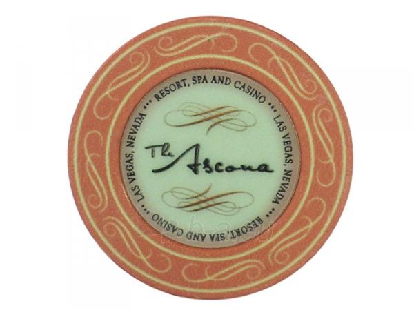 Pokerio rinkinys - The Ascona 300 Paveikslėlis 7 iš 9 251010000124