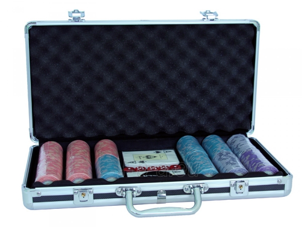 Pokerio rinkinys - The Ascona 300 Paveikslėlis 9 iš 9 251010000124
