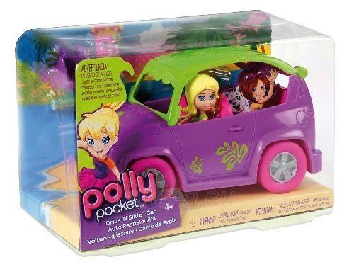 Polly pocket машинка Polly X9047 Paveikslėlis 1 iš 2 250710900975