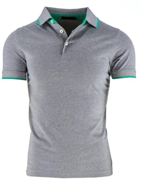 Polo marškinėliai Arthur (Antracitas) Paveikslėlis 1 iš 1 310820032315