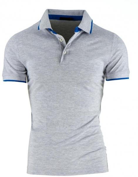 Polo marškinėliai Arthur (Pilki) Paveikslėlis 1 iš 1 310820032314