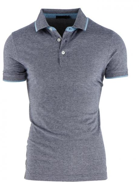 Polo marškinėliai Arthur (Tamsiai mėlyni) Paveikslėlis 1 iš 1 310820032316