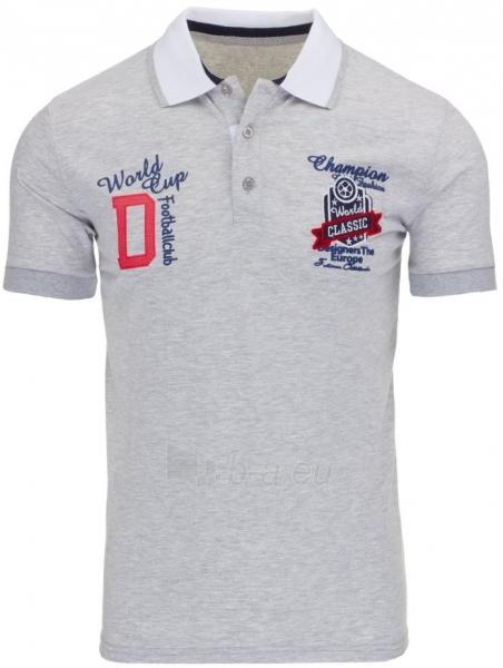 Polo marškinėliai Laconia (Pilki) Paveikslėlis 1 iš 7 310820031979