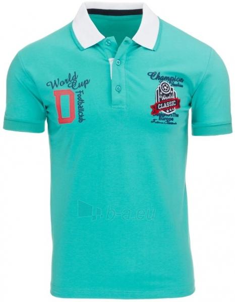 Polo marškinėliai Laconia (Žali) Paveikslėlis 1 iš 7 310820031981