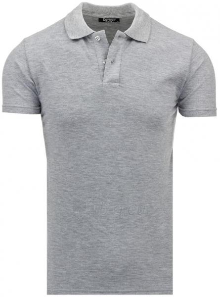 Polo marškinėliai Round (Pilki) Paveikslėlis 1 iš 1 310820032818
