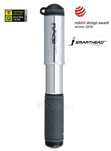 Pompa Topeak RaceRocket Silver Paveikslėlis 1 iš 1 310820014959