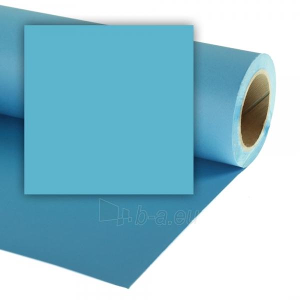 Popierinis fonas Colorama 1,35x11m Aqua Paveikslėlis 1 iš 1 30025600890