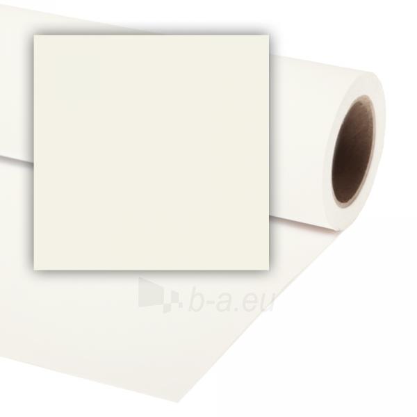 Popierinis fonas Colorama 2,72x11m Polar White Paveikslėlis 1 iš 1 30025600919