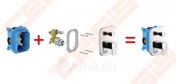 Potinkinė dėžutė RAVAK R-box RB 070.50 Paveikslėlis 2 iš 4 270790200217