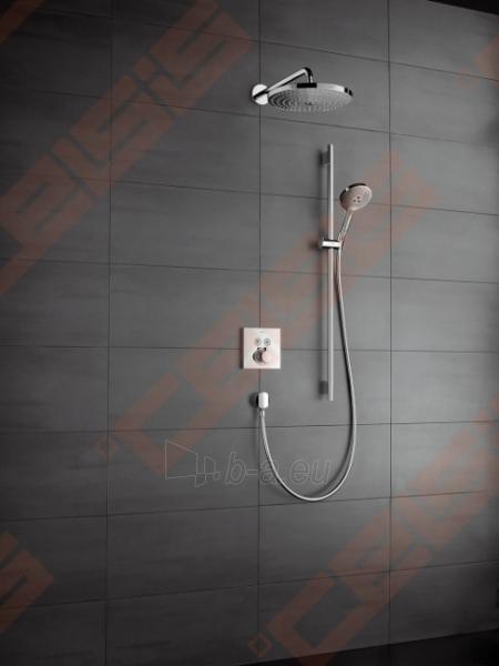 Potinkinė dušo galva HANSGROHE Raindance Select S300 2jet su alkūne 390 mm Paveikslėlis 3 iš 6 270790200228