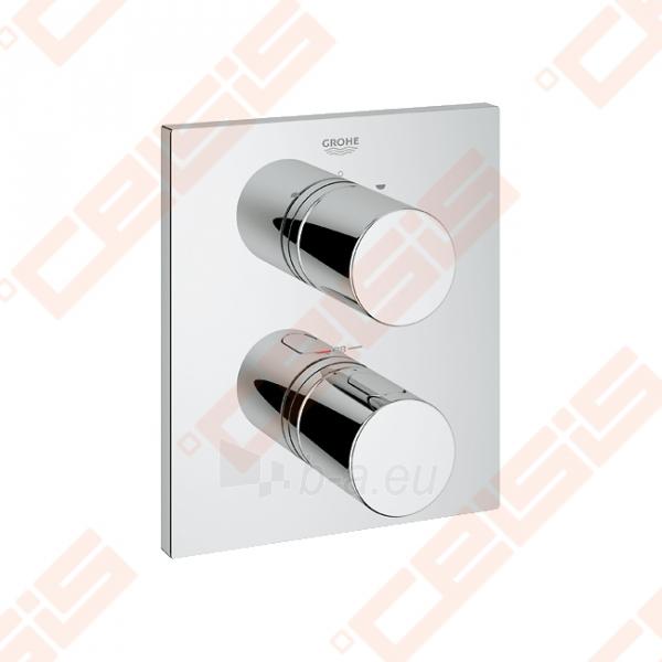Potinkinio termostatinio vonios/ dušo maišytuvo dekoratyvinė dalis GROHE Grohtherm 3000 Cosmopolitan Paveikslėlis 1 iš 2 270790200243