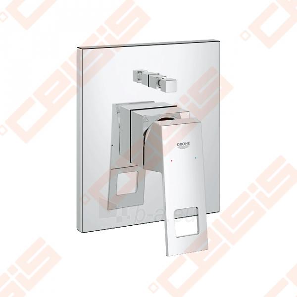 Potinkinio vonios/ dušo maišytuvo dekoratyvinė dalis GROHE Eurocube Paveikslėlis 1 iš 2 270790200250