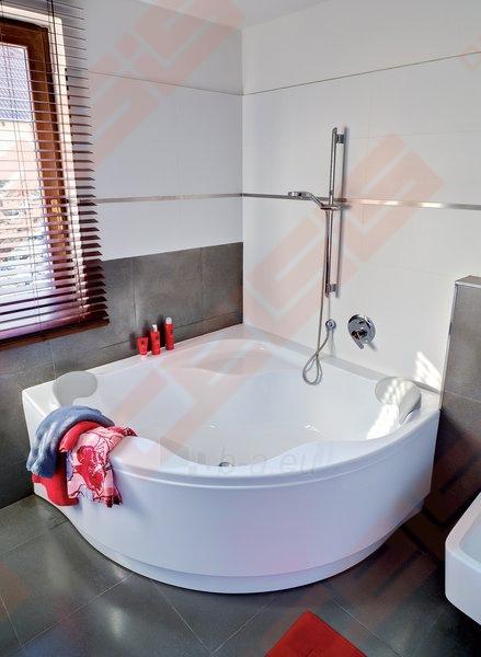 Potinkinio vonios/dušo maišytuvo dekoratyvinė dalis RAVAK Neo NO 061.00 Paveikslėlis 2 iš 3 270790200251