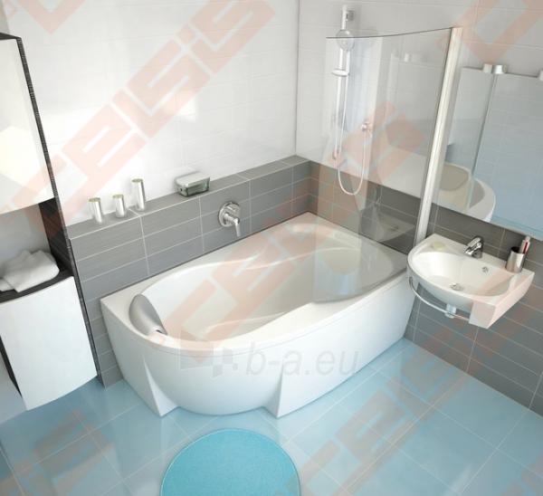 Potinkinis vonios/dušo maišytuvas RAVAK Rosa RS 065.00, skirtas R-box Paveikslėlis 3 iš 4 270790200263