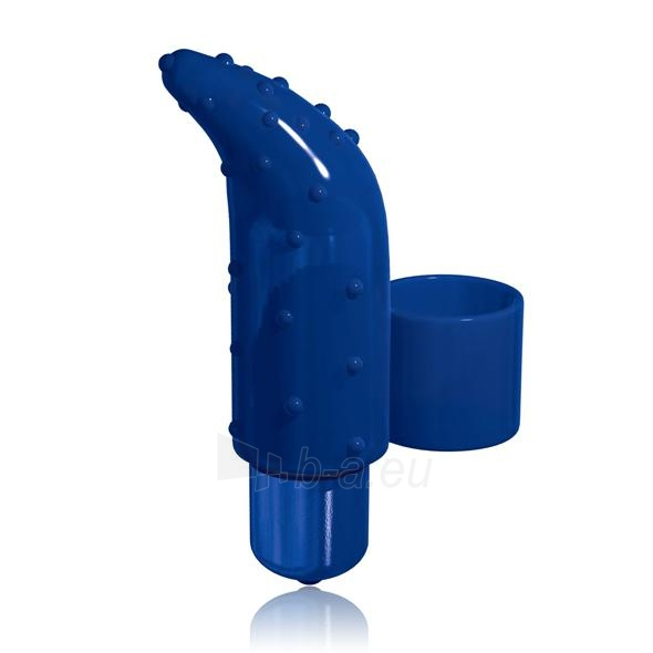 PowerBullet Žvitrus pirštelis - Mėlynas Paveikslėlis 1 iš 2 25140107000008