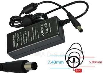 POWERMAX NB AD. HP 18.5V 3.5A 7.4X5.0 Paveikslėlis 1 iš 1 250256400419