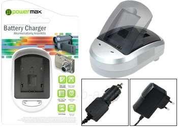 POWERMAX PVP408->JVC BN-V408/416 Paveikslėlis 1 iš 1 250222040600222