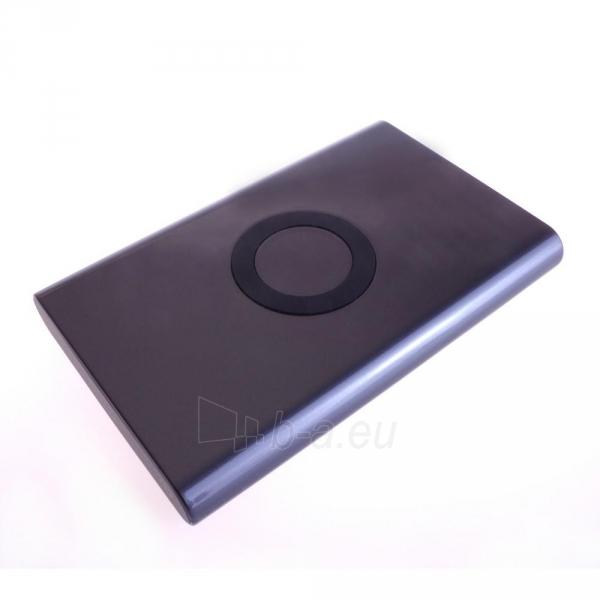PowerNeed Sunen Belaidis indukcinis įkroviklis 7000mAh, juoda Paveikslėlis 1 iš 7 310820044205