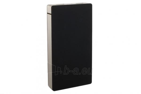 PowerNeed Sunen Nešiojamas įkroviklis 10000mAh, 2x USB; tablet, smartfon; juoda Paveikslėlis 2 iš 8 310820044141