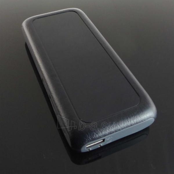 PowerNeed Sunen Nešiojamas įkroviklis 13000mAh, 2x USB; tablet, smartfon; juoda Paveikslėlis 3 iš 7 310820014308